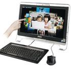 Touch screen desktops hi-tech or a fuss?