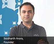 Siddharth Arora, Founder, ePaisa