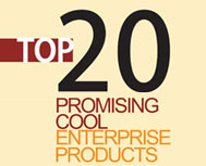Top 20 Promising Cool Enterprise Products
