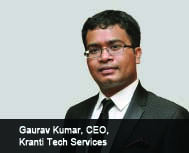 Kranti Tech Services: Creating Tangible Values to Customers through Complete Product Development Suite