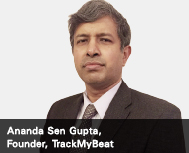 TrackMyBeat: Amalgamating Healthcare & Technology
