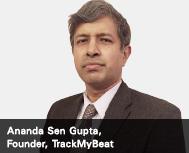 TrackMyBeat: Amalgamating Healthcare & Technology
