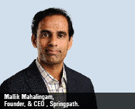 Springpath: Redefining the Compute and Storage Era with SMART...