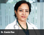 Padma Shri Dr. Kamini Rao, Medical Director, Milann