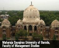 Maharaja Sayajirao University of Baroda, Faculty of Management Studies