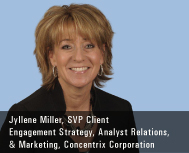 Jyllene Miller, SVP Client Engagement Strategy, Analyst Relations, & Marketing, Concentrix Corporati