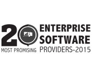 20 Most Promising Enterprise Software Providers 2015