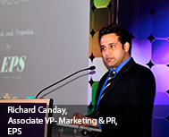 Richard Canday, Associate VP- Marketing & PR, EPS