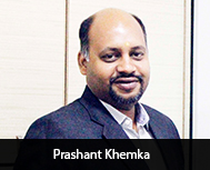 Prashant Khemka, COO, Robosoft Solution