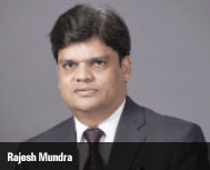 Rajesh Mundra, CEO, Truworth Wellness