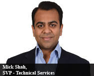 Mick Shah, SVP- Technical Services, Dataprise