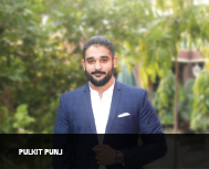 Pulkit Punj, Director, AnG India Ltd