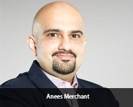 Anees Merchant, Senior VP- Digital Analytics, Blueocean Market Intelligence