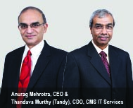 CMS IT Services: Contriving Backbone of IT Companies through End-to-End Infrastructure Solutions