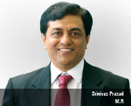 Srinivas Prasad M.R, CEO, Philips Innovation Campus
