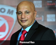 Pramoud Rao, Managing Director, Zicom Electronic Security Systems