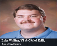 Luke Walling, VP & GM of SMB, Avast Software