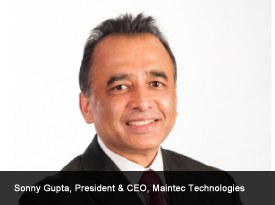 Leadership Drives  Maintec Technologies' Success