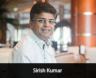 Sirish Kumar, Co-Founder & CEO, Telr