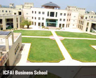 ICFAI Business School: Moulding Tomorrow's Change Makers