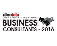 20 Most Promising Business Consultants - 2016