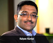 Kalyan Kumar, Executive VP & CTO-IT Services, HCL Technologies