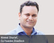 DineDesk: A High Calibre yet Affordable 360o Solution Accelerating Restaurants' Growth