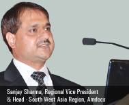 Sanjay Sharma, Regional Vice President & Head - South West Asia Region, Amdocs