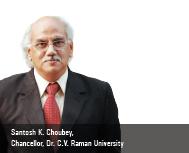 Dr. C.V. Raman University: The