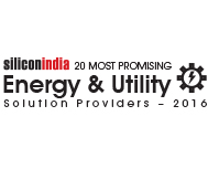 20 Most Promising Energy & Utility Solution Providers - 2016