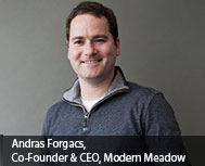 Modern Meadow Attracts $40 Million Series B to Support its R&D Transition