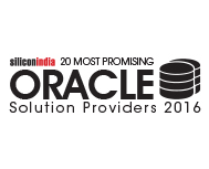 20 Most Promising Oracle Solution Providers - 2016