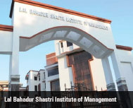 Lal Bahadur Shastri Institute of Management: Moulding the Future with Values