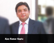 Ajay Kumar Gupta, Co-Founder & Business Head, MOBtexting