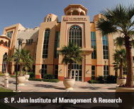 S. P. Jain Institute of Management & Research: Instilling Quality in Education