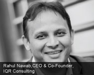 IQR Consulting: Aiding Customers to Step up as Champions in the BFSI Race