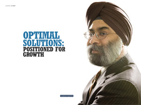 Optimal Solutions: Positioned for Growth