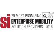 20 Most Promising Enterprise Mobility Solutions Providers 2016