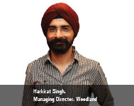 By Harkirat Singh, Managing Director, Woodland