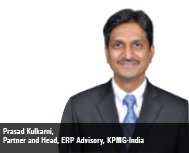Prasad Kulkarni - Partner and Head, ERP Advisory, KPMG-India