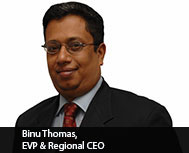 Binu Thomas, EVP & Regional CEO - India, Paladion Networks