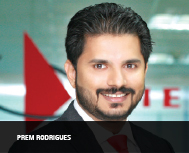 Prem Rodrigues, Director-Sales & Marketing, Middle East, India & SAARC, Siemon
