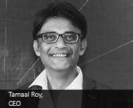 Tamaal Roy, CEO, Biomatiques Identification Solutions