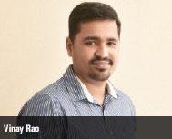 Vinay Rao, Co-Founder & Director, Healthalyze