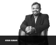 Arun Kumar, Founder & CEO, Trabaajo