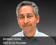 Amitabh Sinha, Co-Founder & CEO, Workspot