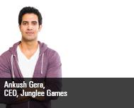 By Ankush Gera - CEO, Junglee Games
