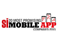 20 Most Promising Mobile App Companies - 2015