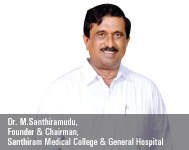 Santhiram Medical College & General Hospital: Changing the parameters of medical education
