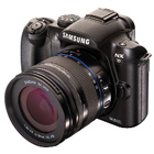 Samsung Launches 14.6 Megapixel Camera NX10 for Sharper Images